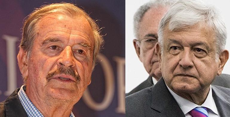 """Fox a López Obrador: """"No más engaño, simulación, """"Pan y Circo"""""""