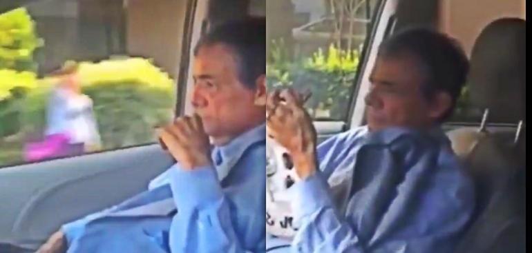 Compartió conductor de Uber grabación inédita de José José (VIDEO)