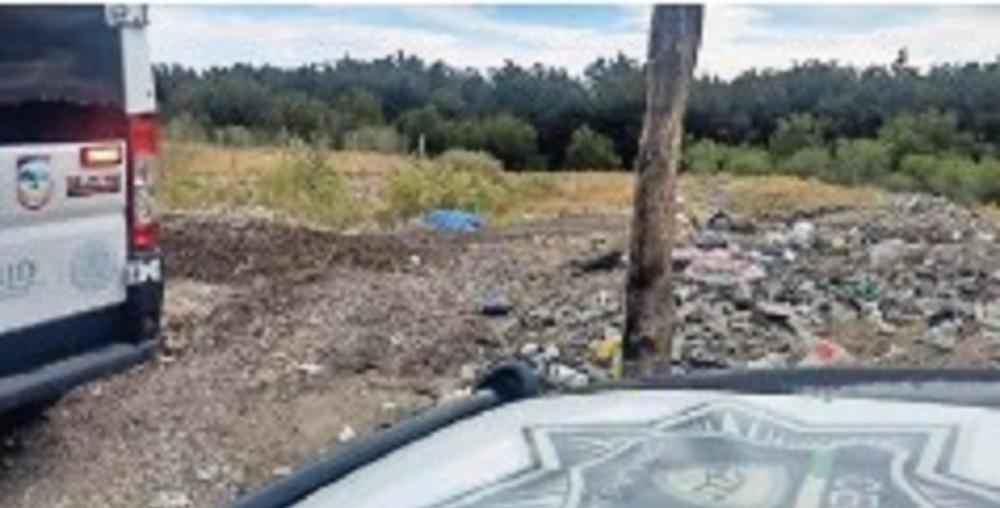 Encuentran cadáver de trabajador del HG en Camargo