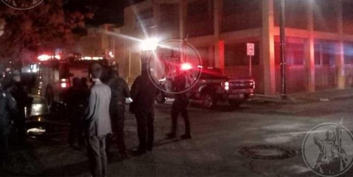 Mueren en incendio una mujer y una niña en Juárez