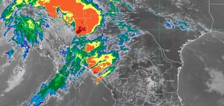 Vienen tormentas eléctricas al estado