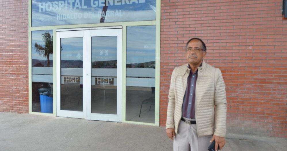 Por falta de material se reprograman cirugías en hospital General