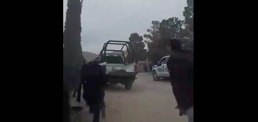 Video: Así se vivió el ataque a estatales en la carretera entre Juárez y Casas Grandes