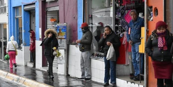 Anuncia protección civil próxima tormenta invernal con fuertes vientos