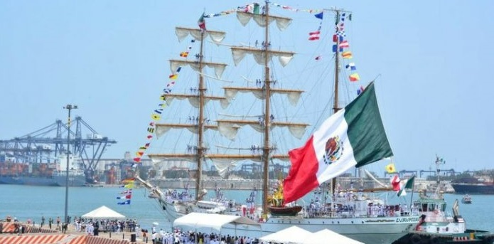 Vigilan puertos de Veracruz vs enfermedades respiratorias