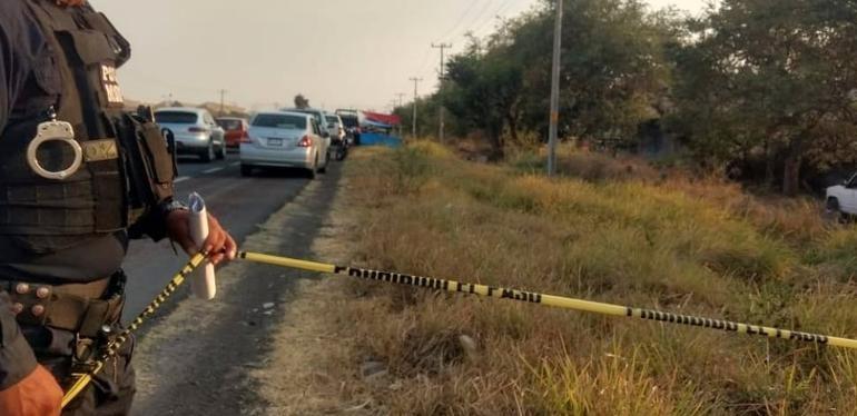Hallan niña sin vida de 5 años o menos, en estado de Morelos
