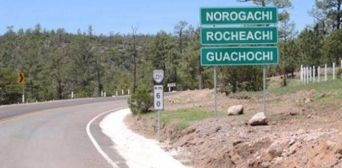 Matan a balazos a dos en Guachochi