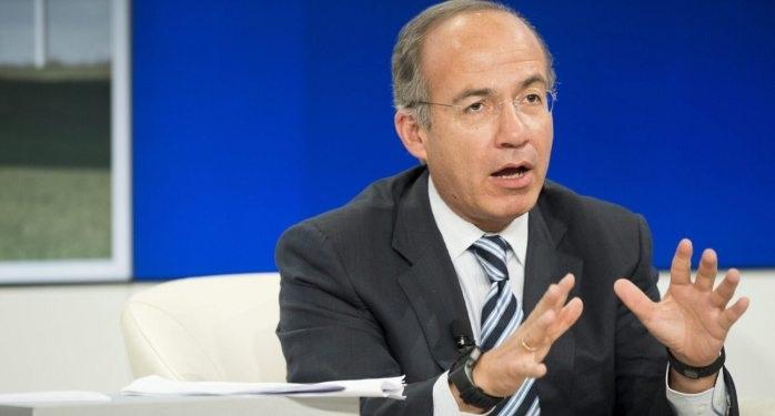 Amlo tendrá que endeudarse por covid-19 y recesión, dice Calderón