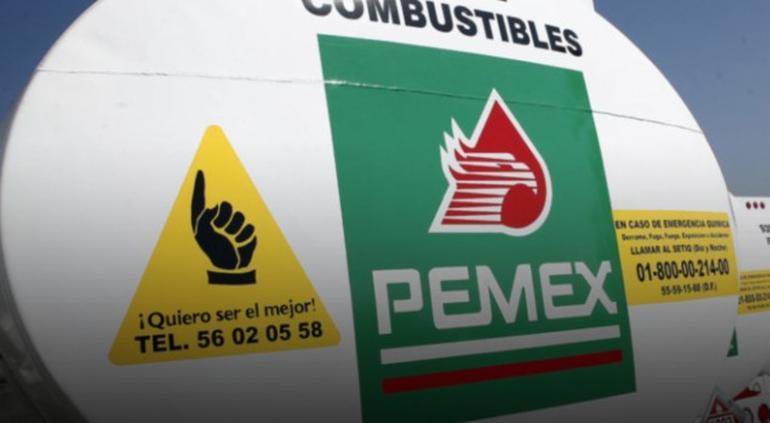 Petróleo mexicano cae 10% a U$15.30 por barril, pese acuerdo de OPEP