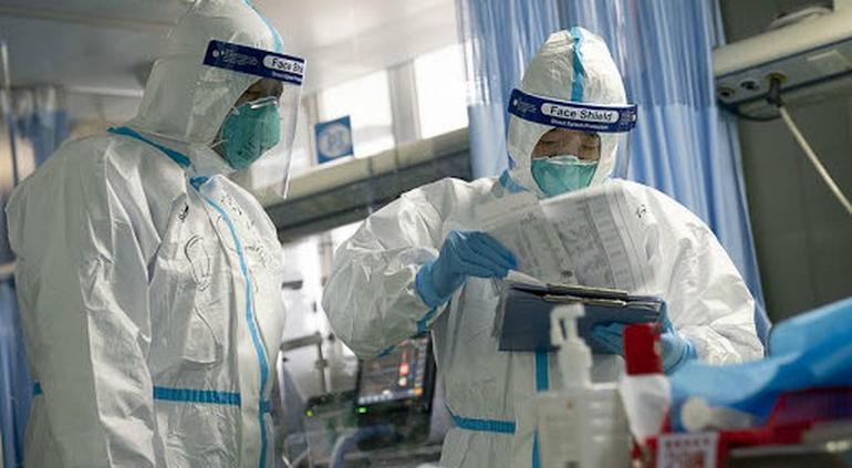 10 mil 554 contagios y 970 muertos por coronavirus en México
