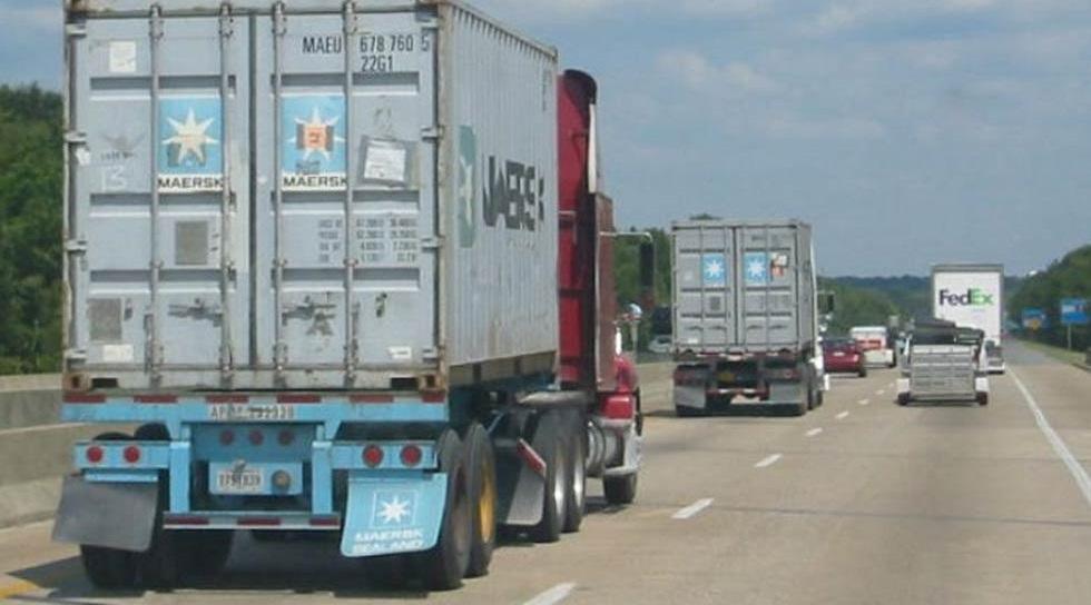 Se desploma transporte de carga hasta 70 por ciento
