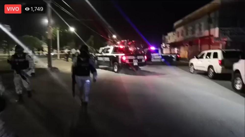 Registran tiroteos y muertos en cuauhtémoc