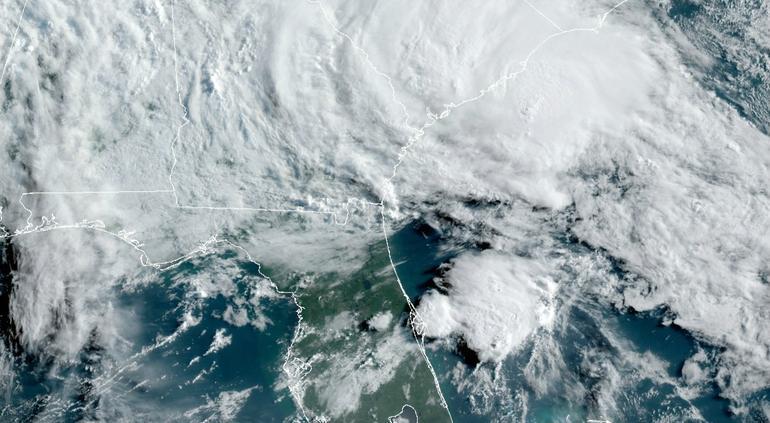 Nació la tormenta 'Bertha'; hoy tocará tierra en EU
