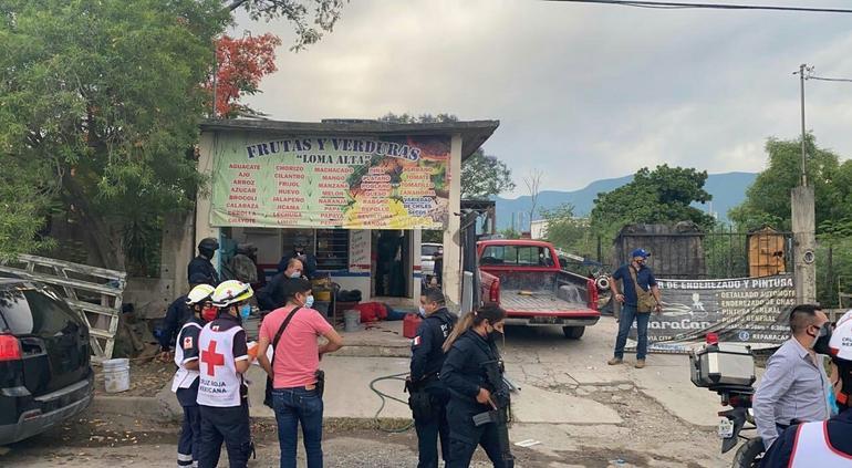 Masacre en Ciudad Victoria, Tamaulipas: Comando mató a 8 en frutería