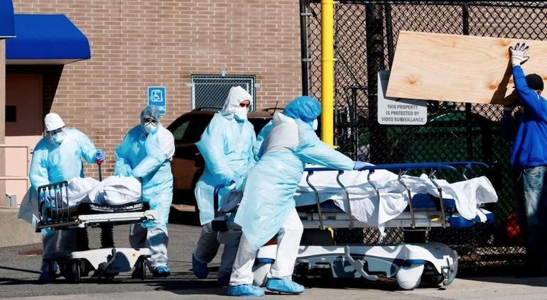 Supera EU más de 2 mil muertes de Covid-19 por tercer día consecutivo