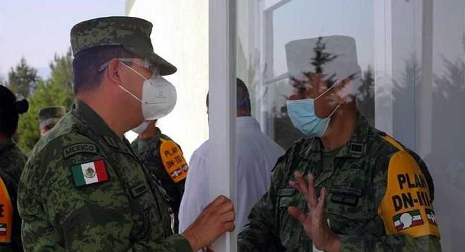 Suman 86 militares fallecidos por coronavirus