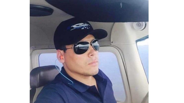 Dicen adiós amigos de aviación y familia de Capitan fallecido en accidente