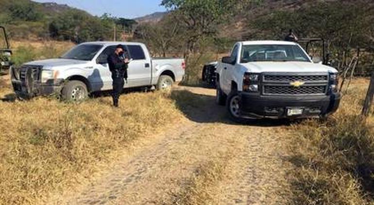 Desaparecieron 10 policías en Jalisco; hallaron 7 muertos en Colima