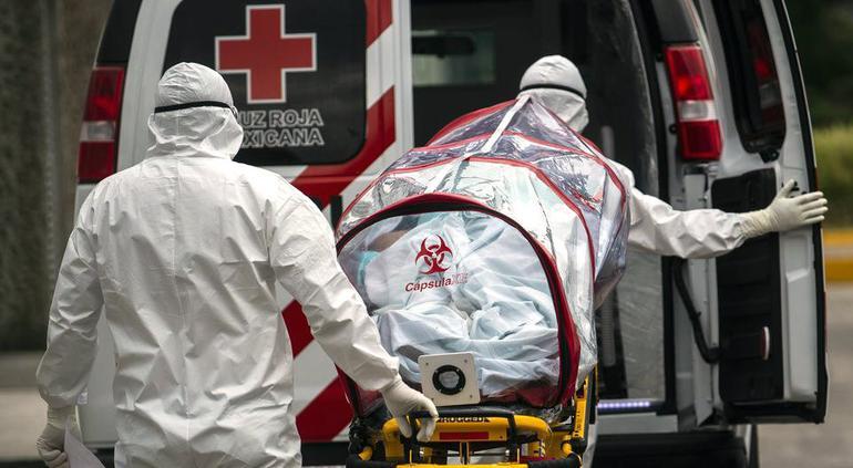Día negro en la ciudad de Chihuahua: 14 muertos por Covid, récord
