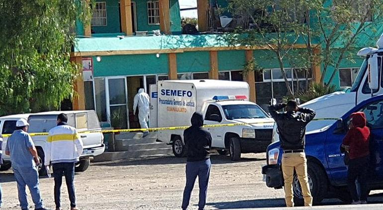 Atacan a balazos restaurante en Guanajuato; masacran a seis