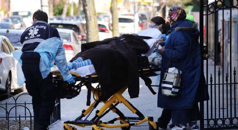 Prevén que EE.UU. supere 200 mil muertes por coronavirus en octubre