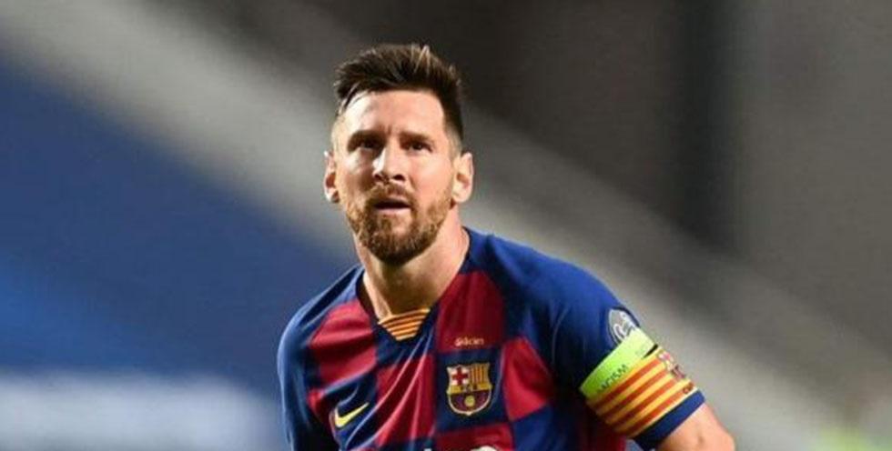 Pide Messi oficialmente su salida del Barcelona