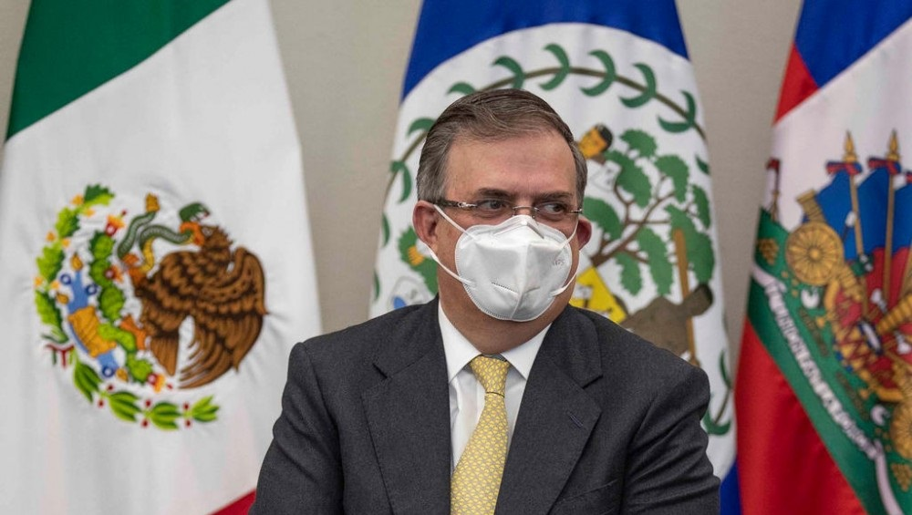 Prevé ebrard anunciar en noviembre inicio de vacunación vs covid