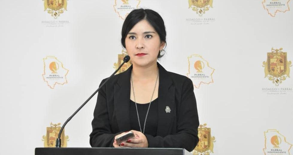 Alfredo Lozoya ha enfrentado con entereza la pandemia: Rossana Vázquez