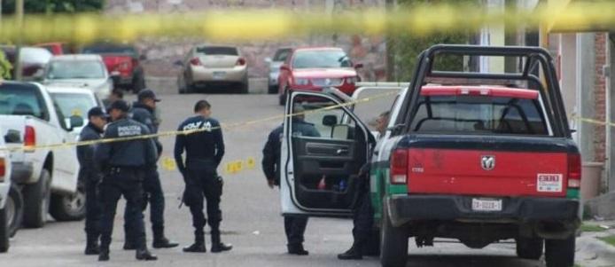 Desatan balacera en comandancia y matan a jefe policíaco