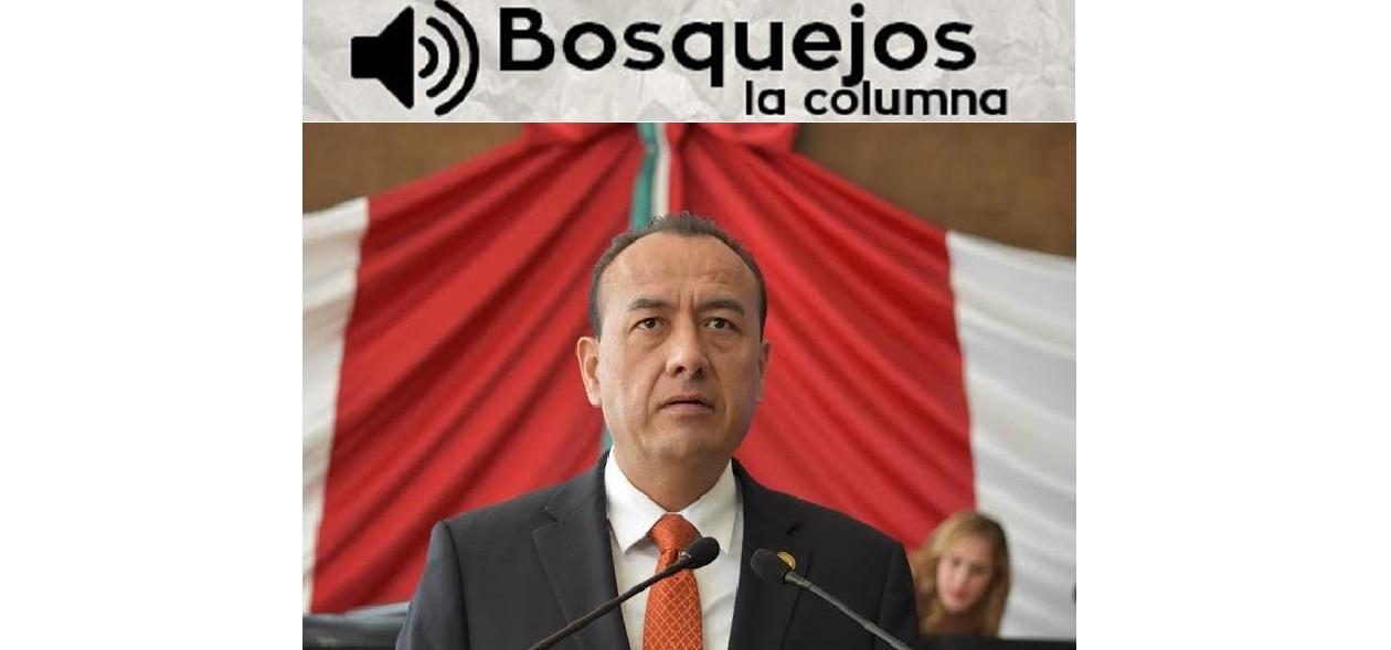 BOSQUEJOS LA COLUMNA – -¡Máynez iría por la Alcaldía de Juárez, en tren! -…Y Rocío fue traicionada por el propio PAN