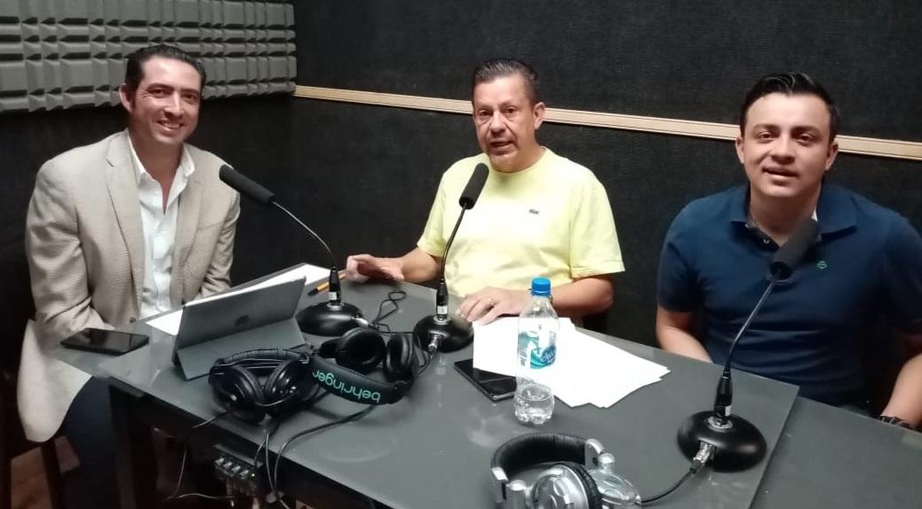 AMLO sigue aferrado en sabotearnos: Miguel Riggs