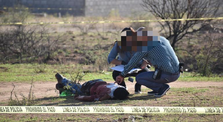 Identifican a hombre que asesinaron en Vistas Cerro Grande
