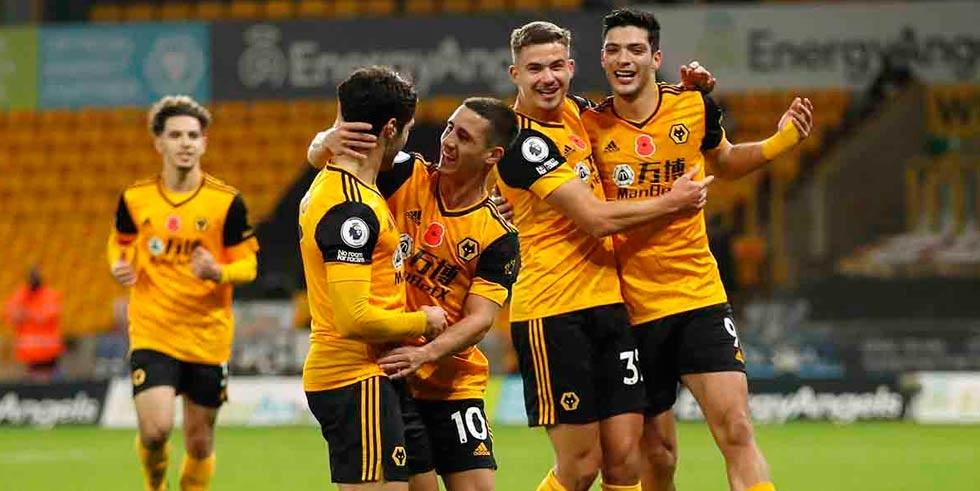 Wolves y Jiménez se meten a zona de Champions