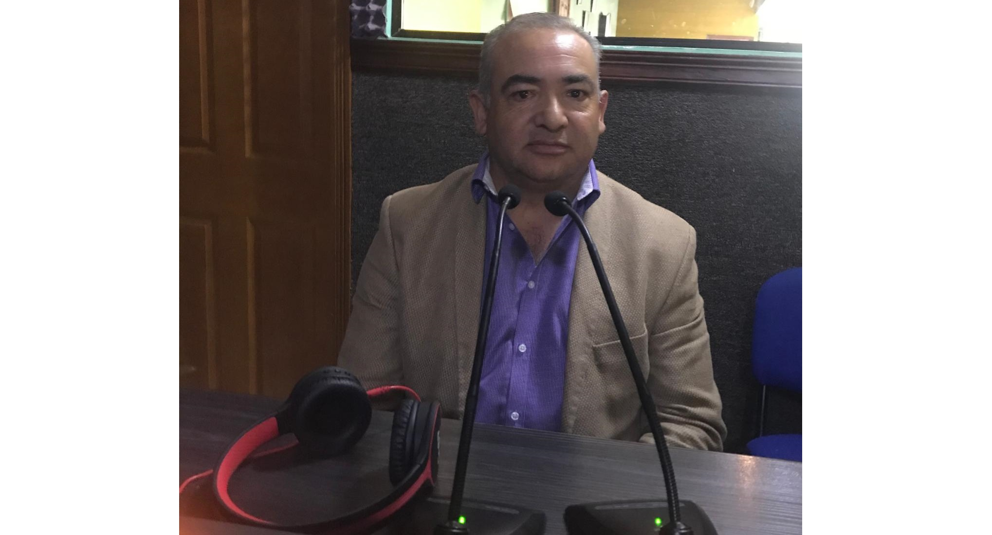 Quiero ser candidato a la diputación local: Everardo Quintana