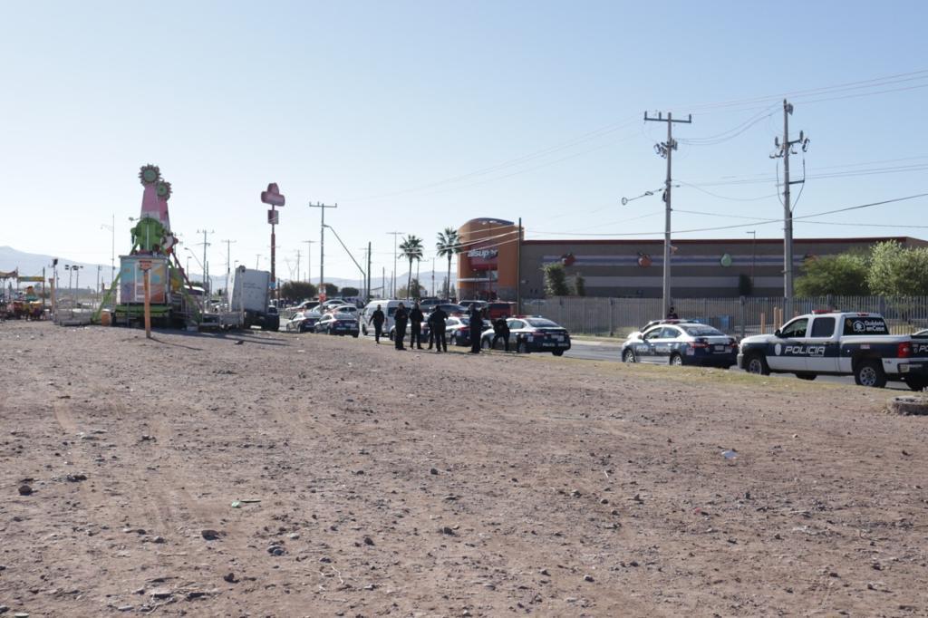 Autoridades recorren tianguis en seis puntos de la capital para evitar concentraciones