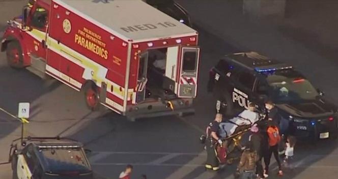 Tiroteo en centro comercial de Wisconsin; reportan varios heridos