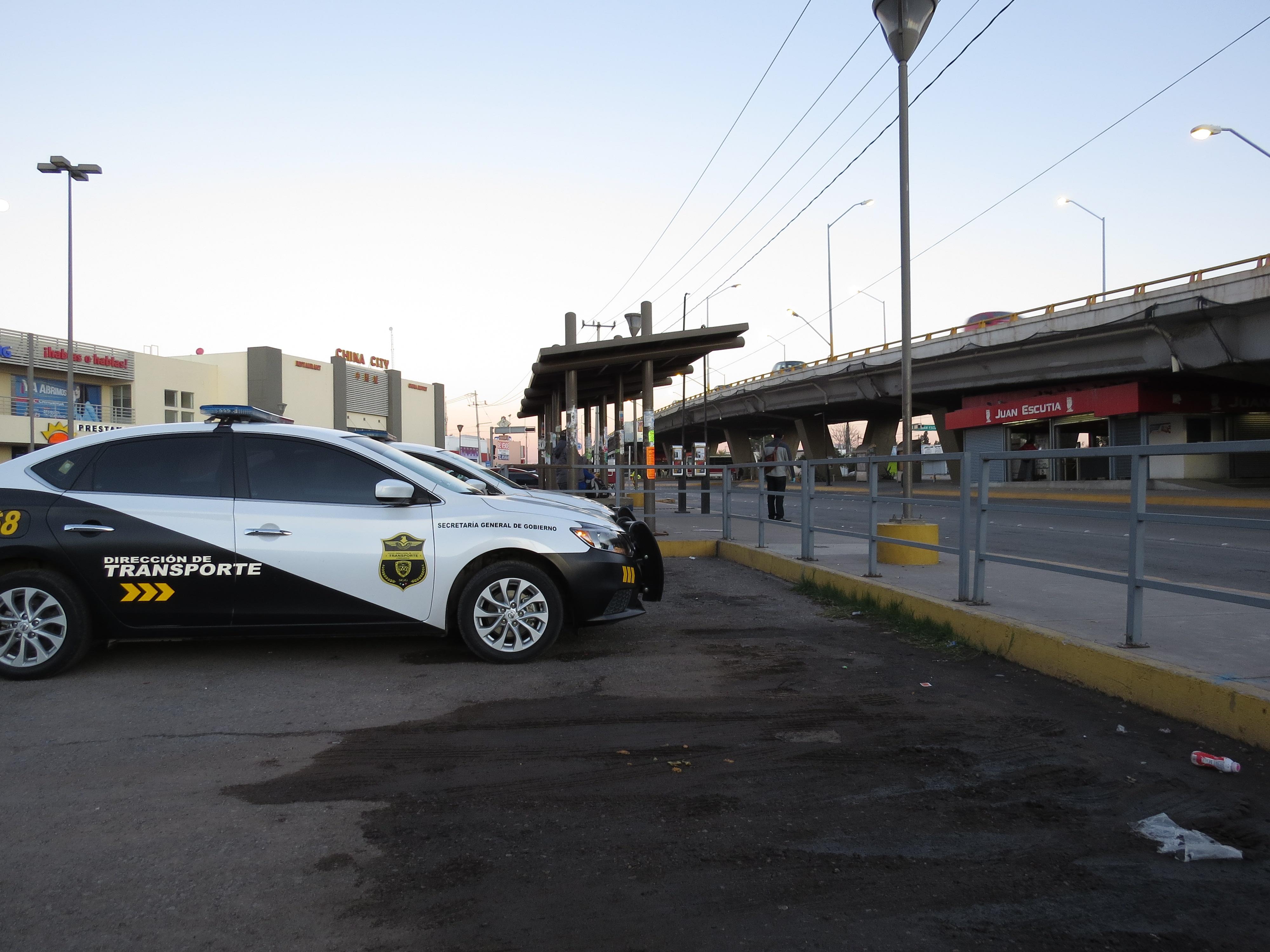 No circularán rutas troncales de transporte en Juárez y Chihuahua sábado y domingo