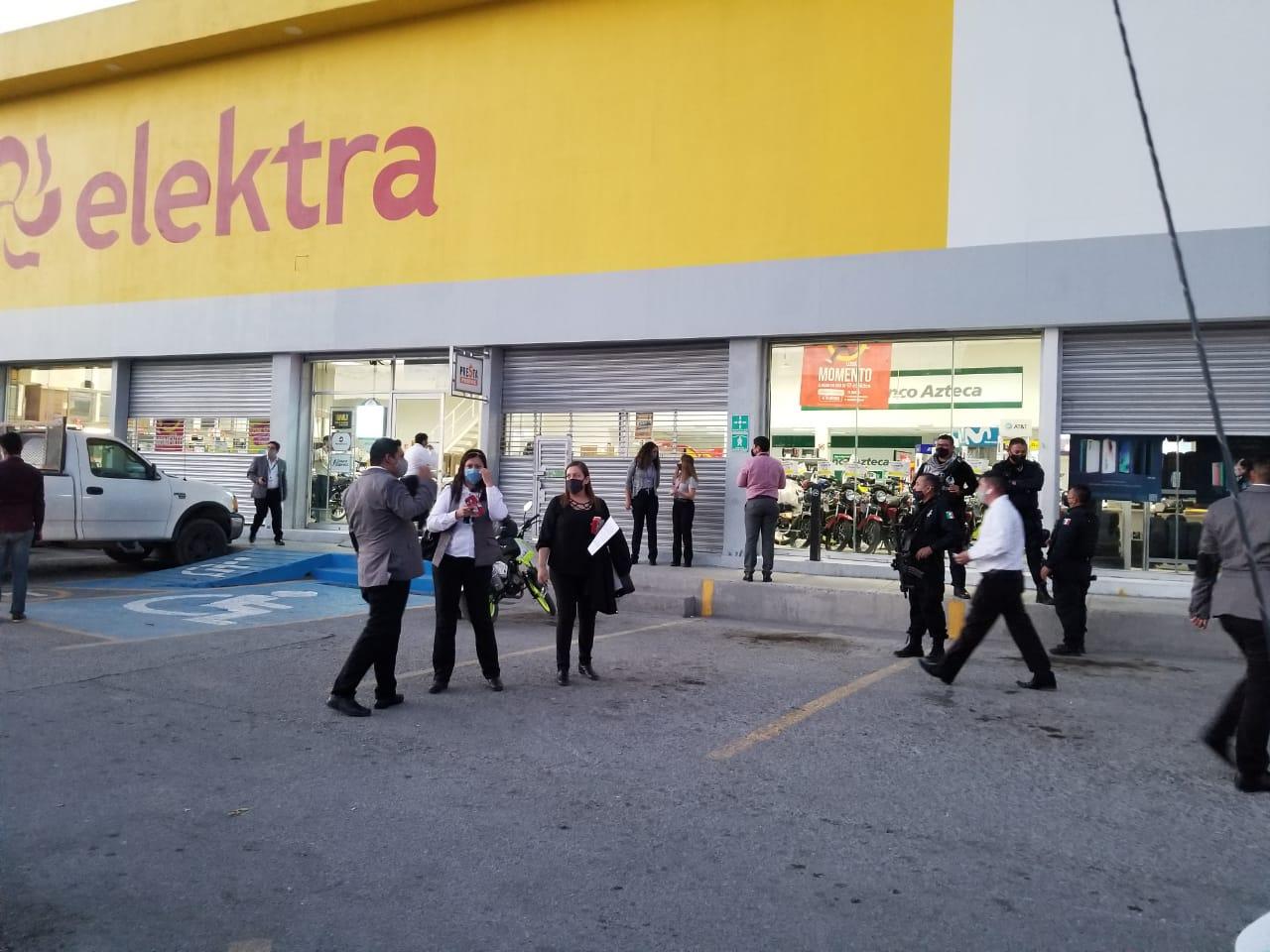 Juárez > Desalojan a 481 de 48 negocios de actividades no esenciales