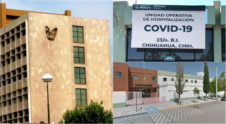 Tronó el IMSS; sólo Sedena tiene camas COVID en la ciudad