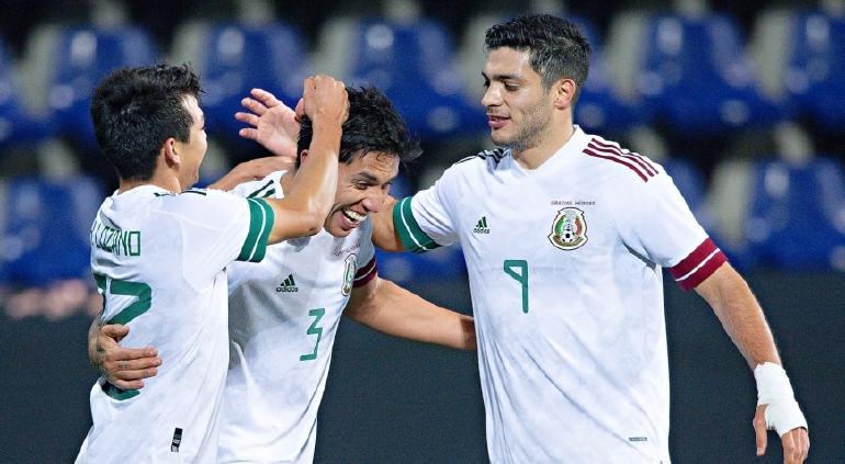 Regresa México con los 10 grandes: noveno mejor del Ranking FIFA