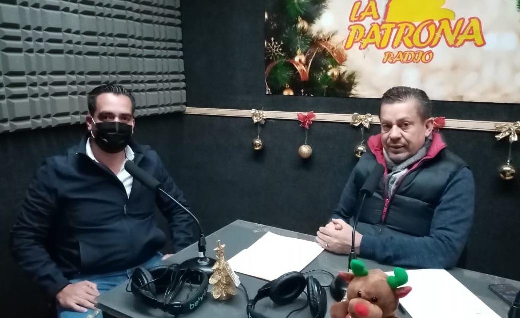 Estoy listo para continuar con el progreso de Guachochi: Pablo Moreno