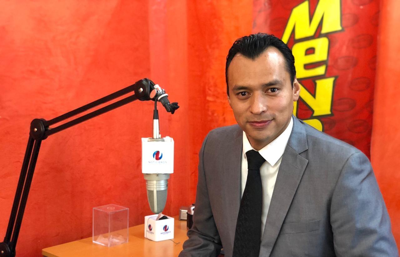Se despide César Peña de la radio, apoyará a la ciudadanía desde otra plataforma