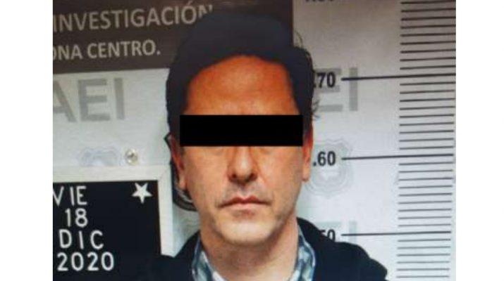 Vinculan a proceso a Jorge Ramírez por enriquecimiento ilícito