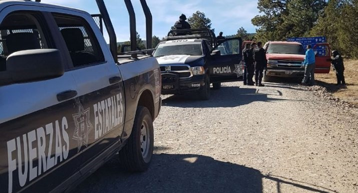 Enfrentamiento en Madera deja 5 estatales heridos