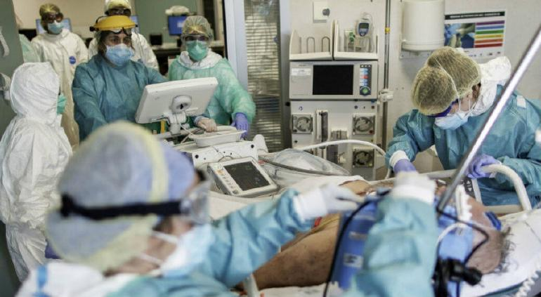 Rebasa EE.UU. 18 millones de contagios por Covid registrados