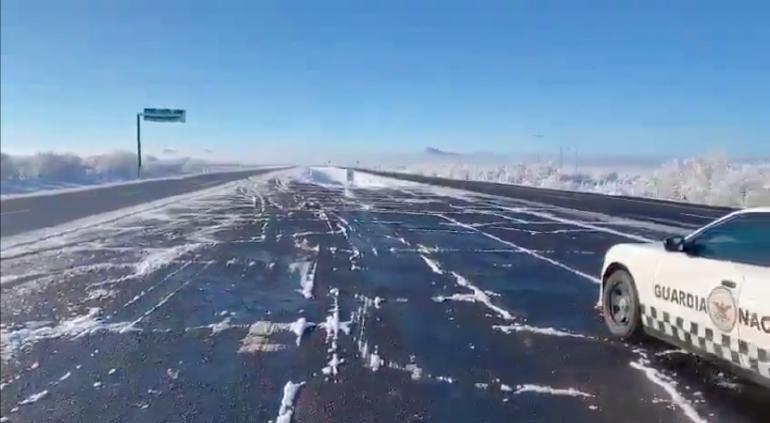 Abren carretera Chihuahua – Ciudad Juárez; condiciones aceptables