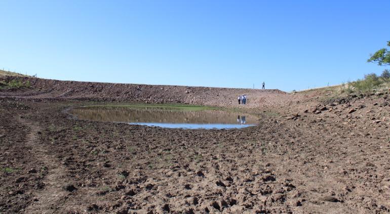 Chihuahua con alta vulnerabilidad a sequía; inadecuada infraestructura