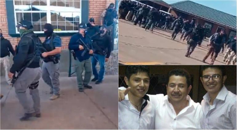 Arrestan al síndico de Gómez Farías; protestan contra ministeriales