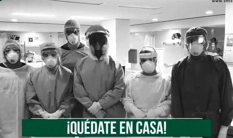 Imploran médicos: Si no nos ayudas, no vamos a resistir