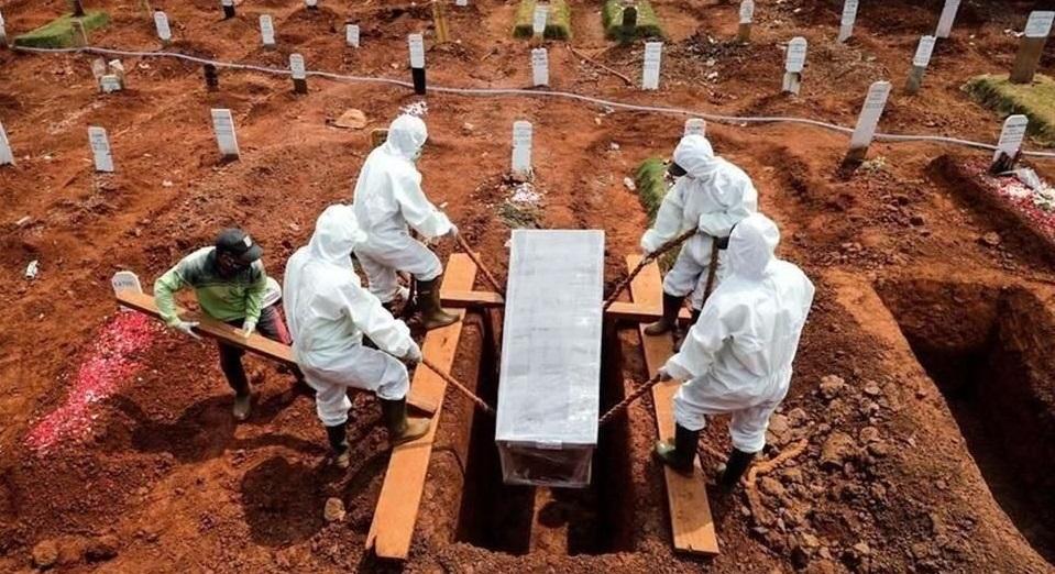 Exhibe Inegi subregistro de SSa en muertes Covid